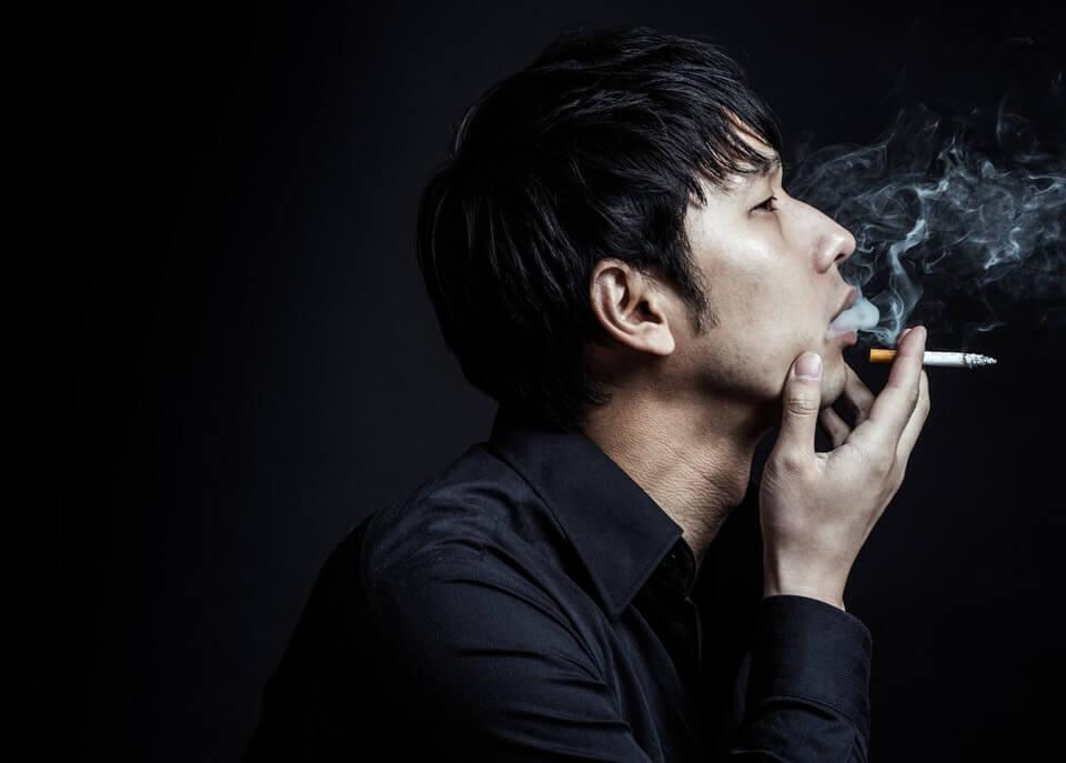 受動喫煙と副流煙