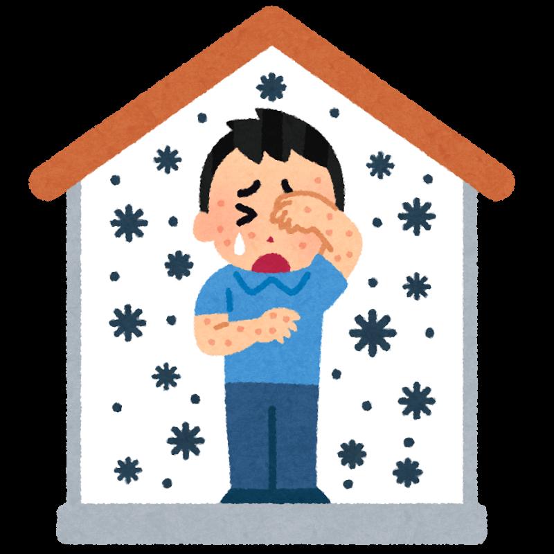 気管支喘息の予防・症状について
